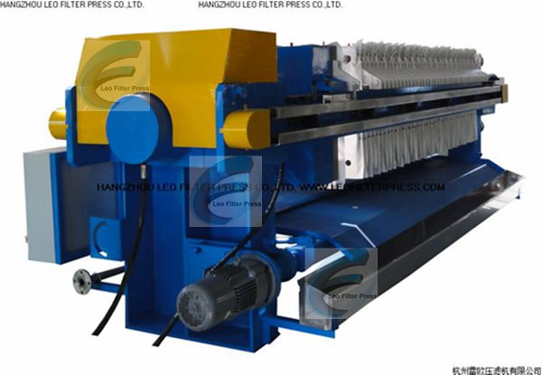 Palm Oil Filter Press,Special Membrane Filter Press for Palm Oil Fractionation Filtration from Leo Filter Press,Filter Press Manufacturer from China
