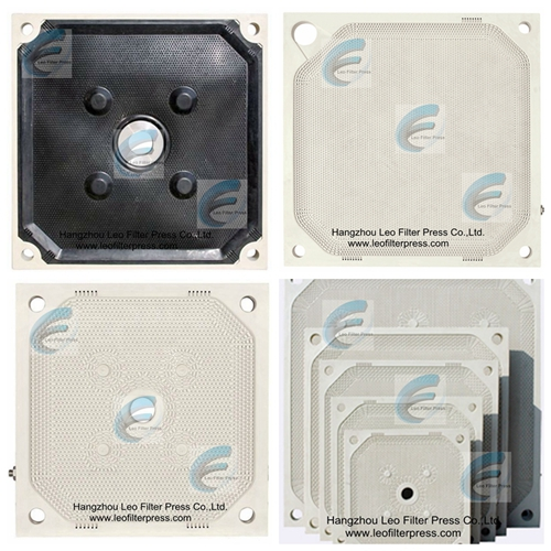 Membrane Filter Plate, Polypropylene Filter Plates for Recessed Plate Filter Press and  Membrane Filter Press
